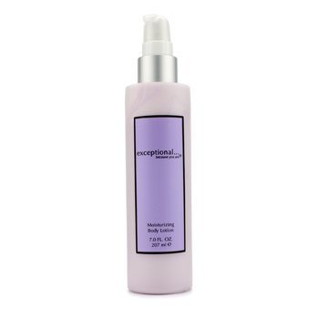 Exceptional Parfums Exceptional Beause You Are Moisturizing Body Lotion  207ml/7oz
