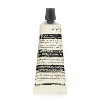 AesopSage & Zinc Facial Hydrating Cream SPF15 40ml/1.63oz