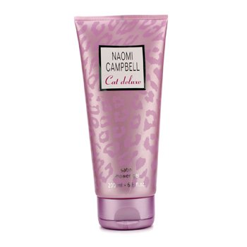 Naomi Campbell Cat Deluxe Satin Shower Gel 200ml/6.8oz