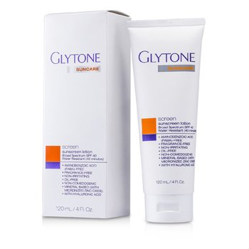 Glytone Screen Sunscreen Lotion SPF 40  120ml/4oz