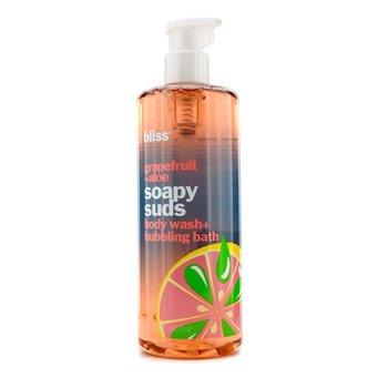 Bliss Grapefruit + Aloe Soapy Suds  473ml/16oz