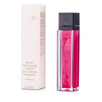 Jouer Moisturizing Lip Gloss - # Rose Glisten  5ml/0.17oz