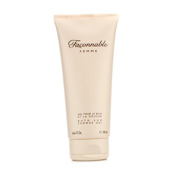 Faconnable Femme Bath & Shower Gel  200ml/6.66oz