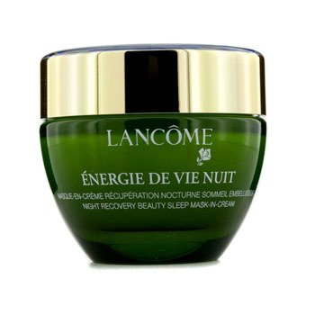 Lancome Energie De Vie Nuit - Night Recovery Beauty Sleep Mask-In-Cream (All Skin Types) 50ml/1.7oz