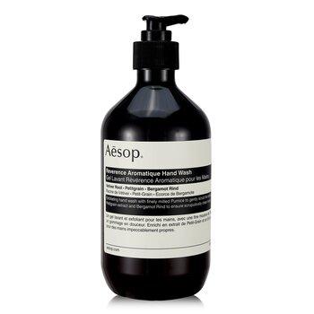 Aesop Reverence Ароматическое Средство для Мытья Рук 500ml/16.9oz