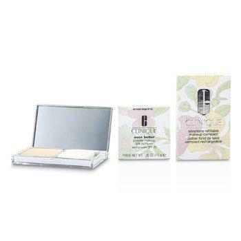 CliniqueEven Better Powder Makeup SPF25 (Case + Refill) - # 63 Fresh Beige (F-G) 10g/0.35oz