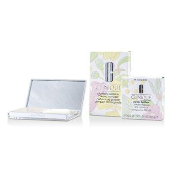 CliniqueEven Better Powder Makeup SPF25 (Case + Refill) - # 65 Neutral (M-G) 10g/0.35oz