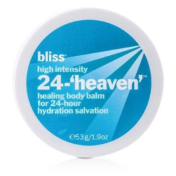 BlissHigh Intensity 24 - Heaven (Healing Body Balm) 53g/1.9oz