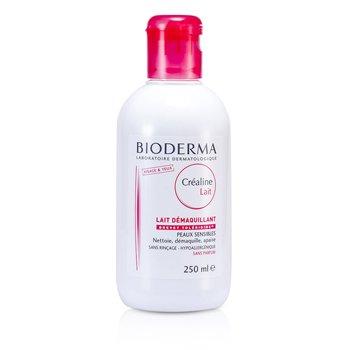 BiodermaSensibio (Crealine) Cleansing Milk (For Sensitive Skin) 250ml/8.4oz
