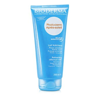 Bioderma Photoderm Refreshing After-Sun Milk (Tube)  200ml/6.7oz
