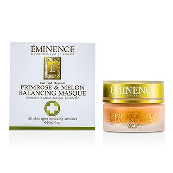 EminencePrimrose & Melon Balancing Masque 30ml/1oz