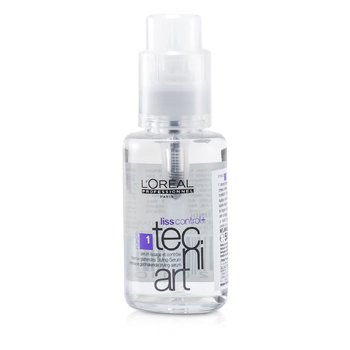 L'OrealProfessionnel Tecni.Art Liss Control Plus Intense Control Smoothing Serum 50ml/1.7oz