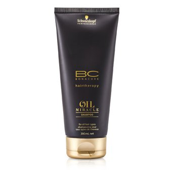 SchwarzkopfBC Oil Miracle Shampoo (For All Hair Types) 200ml/6.7oz