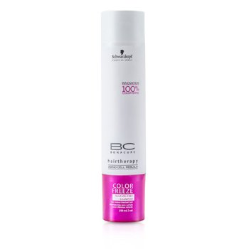 SchwarzkopfBC Color Freeze sulfaatiton shampoo (v�rik�sitellyille hiuksille) 250ml/8.5oz