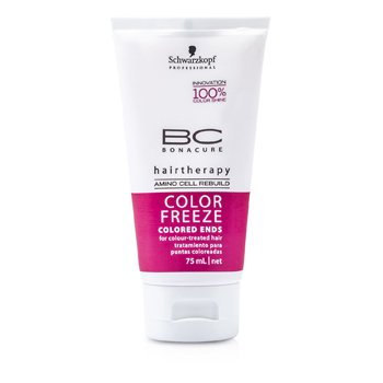 Schwarzkopf BC Color Freeze Colored Ends (For Colour-Treated Hair)  75ml/2.5oz