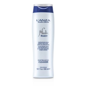 LanzaHealing Remedy Scalp Balancing Cleanser 300ml/10.1oz