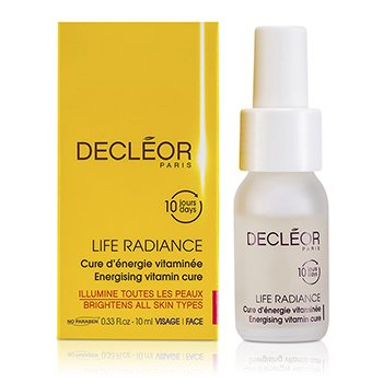 DecleorLife Radiance Energising Vitamin Cure 10ml/0.33oz