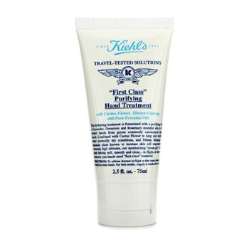 Kiehl's First Class Purifying Hand Treatment  75ml/2.5oz