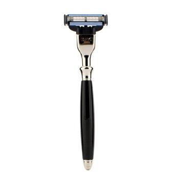 The Art Of Shaving Classic Mach 3 Razor – Black 1pc