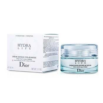 Christian DiorHydra Life Pro-Youth Silk Creme (Normal to Dry Skin) 50ml/1.7oz