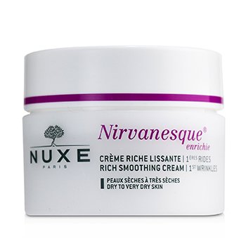 NuxeNirvanesque 1st Wrinkles Rich Smoothing Cream (For Dry to Very Dry Skin) 50ml/1.5oz