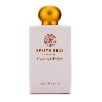 Crabtree & EvelynEvelyn Rose Gel de Ducha 250ml/8.5oz
