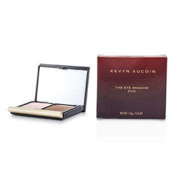 Kevyn AucoinThe Eye Shadow Duo - # 211 Pink Shell/ Deep Taupe 4.8g/0.16oz