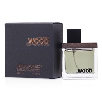 Dsquared2 He Wood Rocky Mountain Wood Eau De Toilette Spray  30ml/1oz