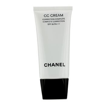 Chanel CC Cream Complete Correction SPF 30 / PA+++ # 32 Beige Rose 30ml/1oz at StrawberryNET.com - Skincare-Makeup-Cosmetics-Fragrance