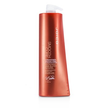 JoicoSmooth Cure Conditioner - For Curly/ Frizzy/ Coarse Hair (New Packaging) 1000ml/33.8oz