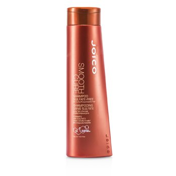 JoicoSmooth Cure Shampoo - For Curly/ Frizzy/ Coarse Hair (New Packaging) 300ml/10.1oz