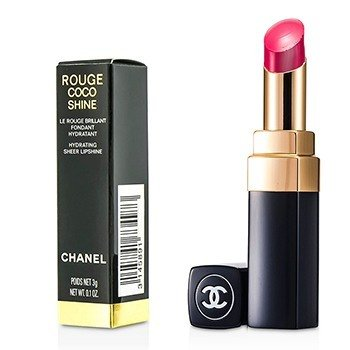 Chanel Rouge Coco Shine Hydrating Sheer Lipshine - # 87 Rendez Vous 3g/0.1oz at StrawberryNET.com - Skincare-Makeup-Cosmetics-Fragrance