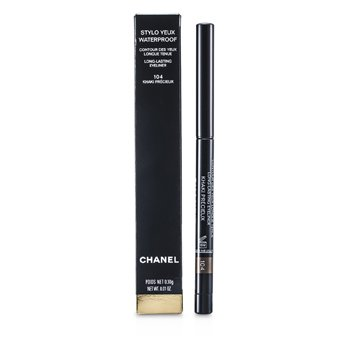 Chanel Stylo Yeux Waterproof - # 104 Khaki Precieux 0.3g/0.01oz at StrawberryNET.com - Skincare-Makeup-Cosmetics-Fragrance