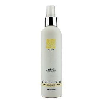 Zents Sun Body Oil Hydrating Elixir 248ml/8.4oz
