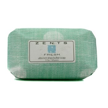 Zents Fresh Ultra Rich Shea Butter Soap 163g/5.7oz