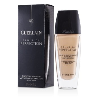 Guerlain Tenue De Perfection Base a Prueba de Tiempo SPF 20 - # 02 Beige Clair  30ml/1oz