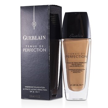 Guerlain Tenue De Perfection Timeproof Foundation SPF 20 - #