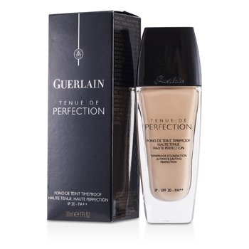 Guerlain Tenue De Perfection Base a Prueba de Tiempo SPF 20 - # 12 Rose Clair  30ml/1oz