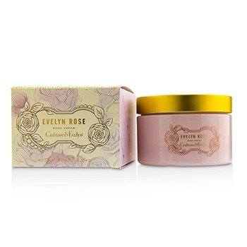Crabtree & EvelynEvelyn Rose Crema Corporal 170g/6oz