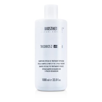 La Biosthetique Structure Tricobios 2 Special Shampoo As Part of The 3-Phase Treatment  1000ml/33.8oz