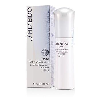 Shiseido IBUKI Hidratante Protector SPF15  75ml/2.5oz