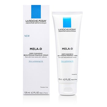 La Roche PosayNew Mela-D Deep Cleansing Brightening Foaming Cream 125ml/4.2oz
