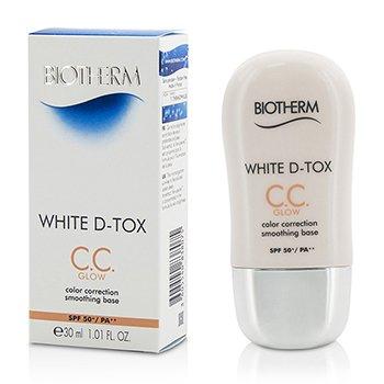 BiothermWhite D Tox CC Base Suavizante Correcci�n de Color SPF 5030ml/1.01oz