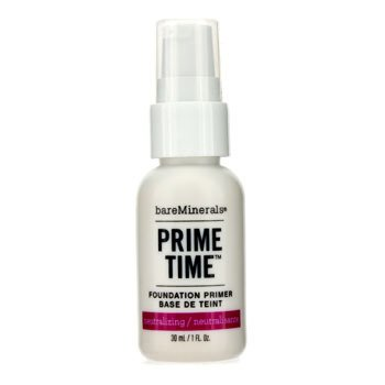 ComplexionBareMinerals Prime Time Neutralizing Foundation Primer 30ml/1oz