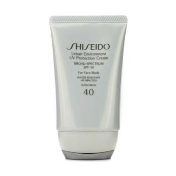 ShiseidoUrban Environment UV Protection Cream SPF 40 (For Face & Body) 50ml/1.9oz