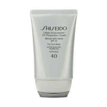 ShiseidoUrban Environment Crema Protecci�n UV SPF 40 (Para Rostro & Cuerpo) 50ml/1.9oz