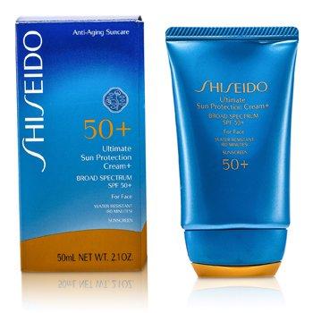 Shiseido�ltima Protecci�n Solar Crema Facial SPF 50+ 50ml/2.1oz