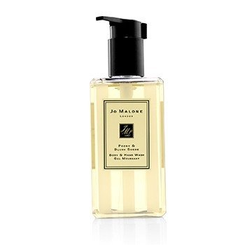 Jo MalonePeony & Blush Suede Body & Hand Wash (With Pump) 250ml/8.5oz