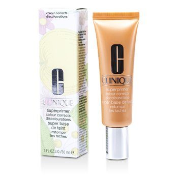 Clinique SuperPrimer Colour Corrects – # Discolourations (Carol) 30ml/1oz