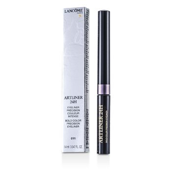 Lancome Artliner 24H Bold Color Liquid Eyeliner – # 011 Silver 1.4ml/0.047oz